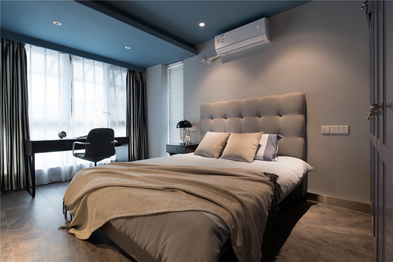 现代简约风格装修卧室效果图