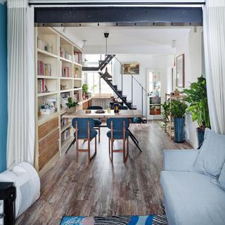 Loft小复式装修设计 诗意生活