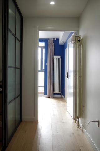 80平二居室装修过道图片
