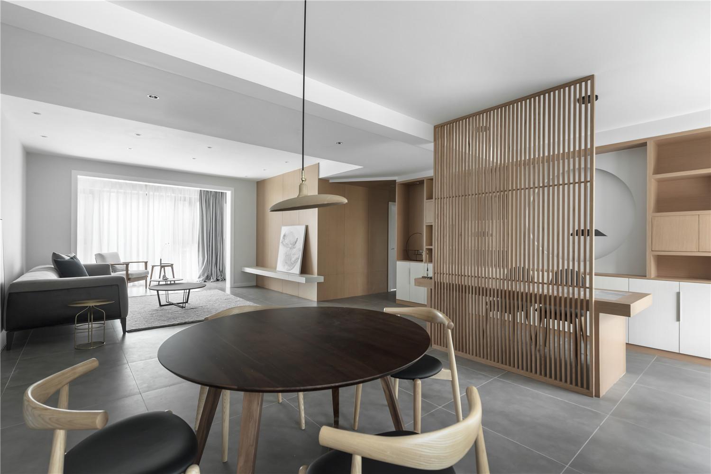 三居室日式风格家床头设计图
