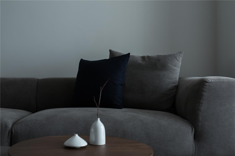 三居室日式风格家沙发图片