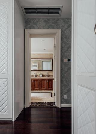 四居室美式之家卫生间效果图