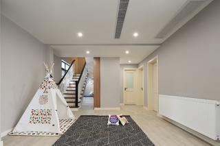 美式风格别墅活动室装修效果图
