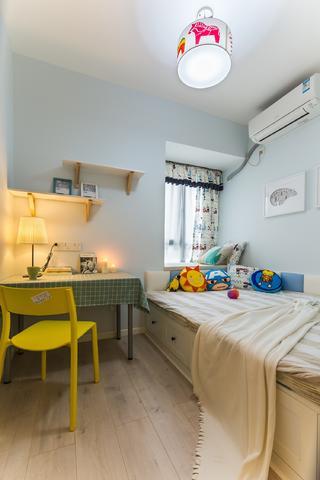 70平米三居室儿童房装修效果图