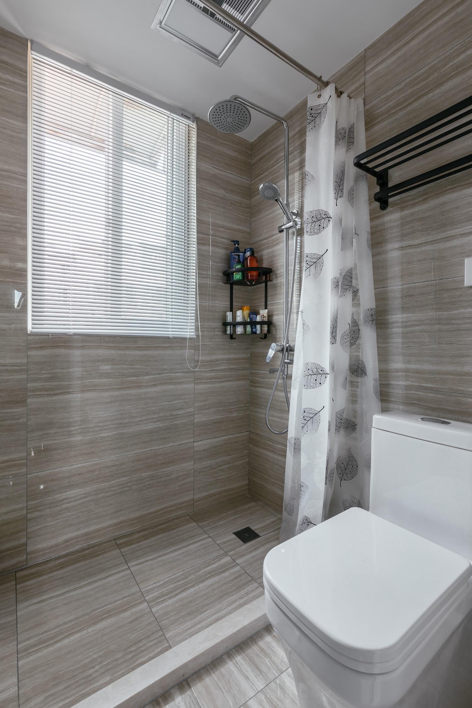 50平小户型设计卫生间装潢图
