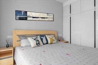50平小户型设计卧室背景墙图片