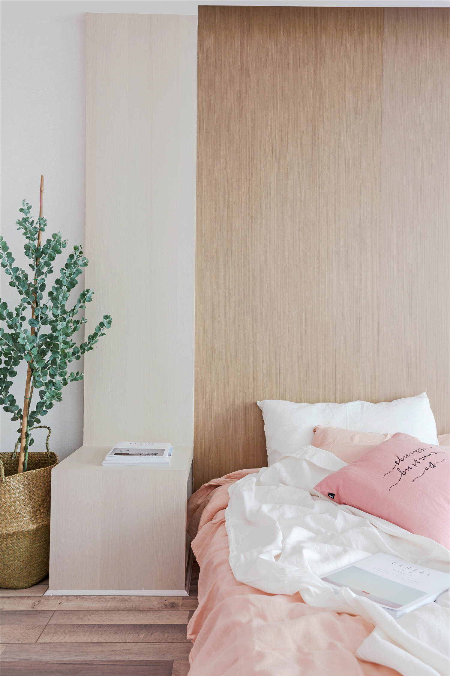 78㎡小户型装修卧室效果图
