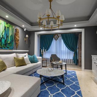 别墅混搭装修设计 典雅艺术
