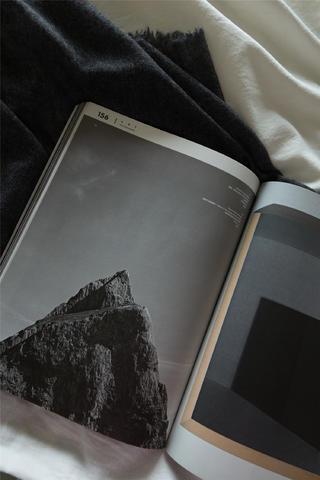 90㎡美式装修书籍图片