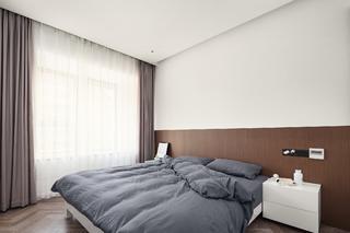 现代简约风格两居卧室装修效果图