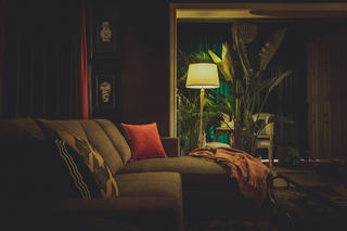 大户型混搭风格家沙发图片