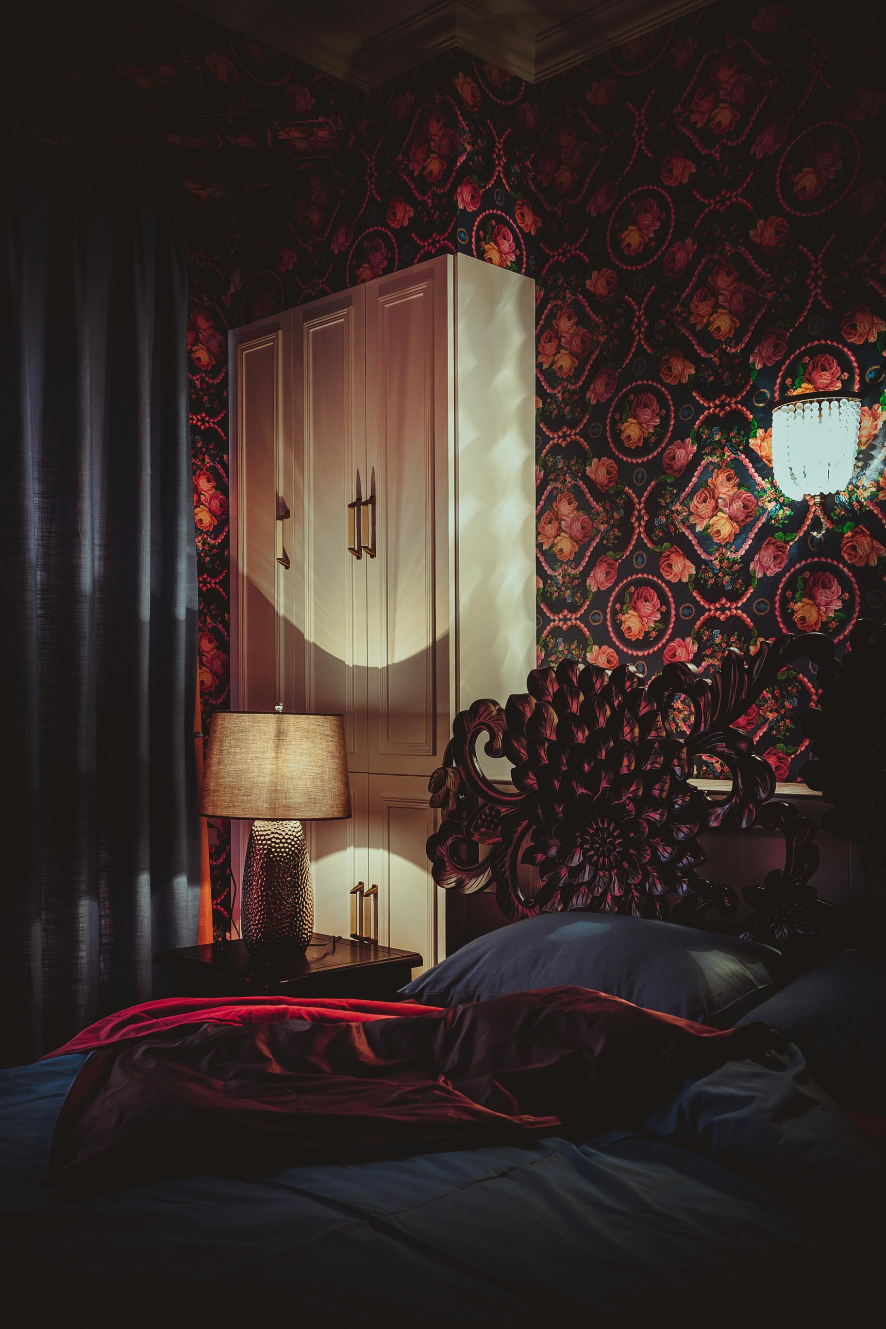 大户型混搭风格家卧室效果图