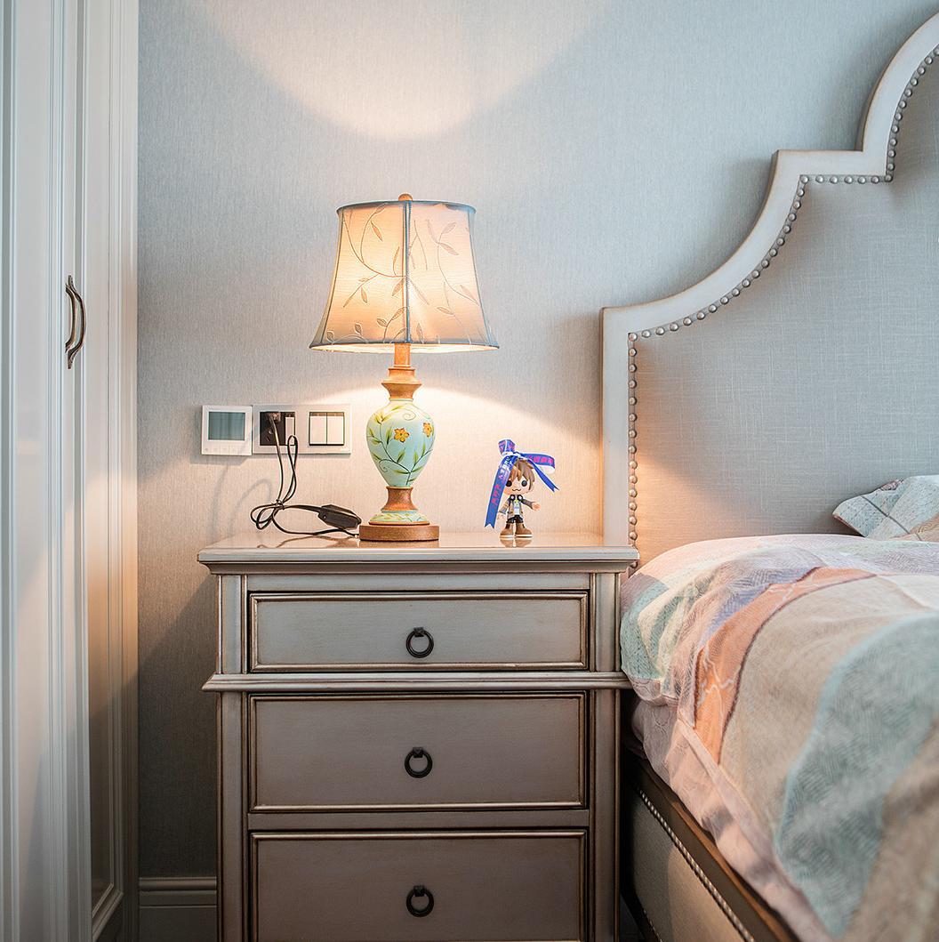三居室美式风设计 舒适休闲