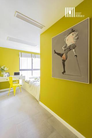 二居室美式家儿童房设计