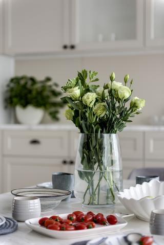 180㎡混搭风格装修花瓶图片
