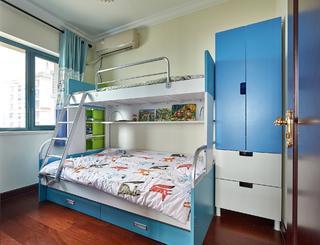 80平米两居室儿童房装修效果图