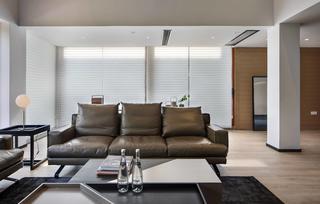 现代简约风格别墅装修客厅沙发设计