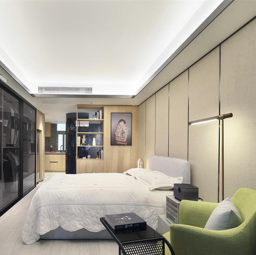 45平一居室公寓装修效果图