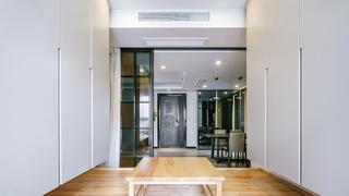 现代简约三居装修榻榻米设计