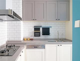 75平北欧风格厨房每日首存送20