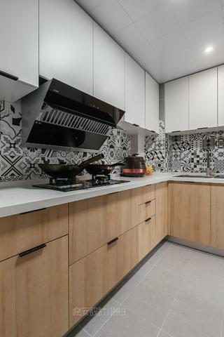 90㎡北欧两居厨房装修效果图