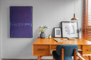 97平米北欧风装修书桌设计