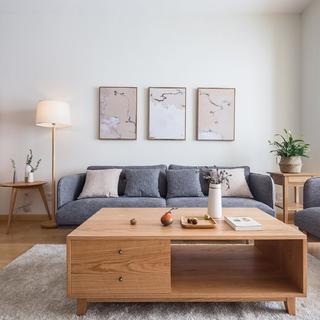 木质简约日式风装修效果图