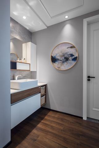 78平米二居室卫生间装修效果图