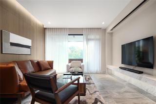 189平米三居室客厅装修效果图