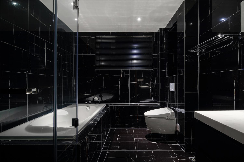 189平米三居室卫生间装修效果图