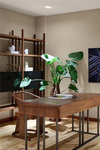 189平米三居室书房装修效果图