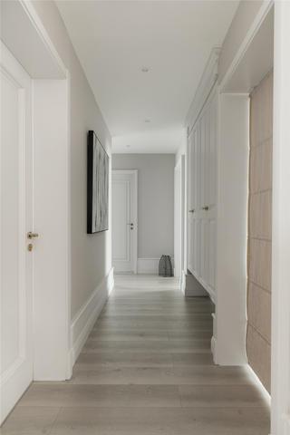 137平米四居室过道装修效果图