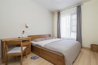 100㎡日式风格卧室装修效果图