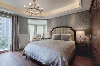 170平法式风格卧室装修注册送300元现金老虎机图
