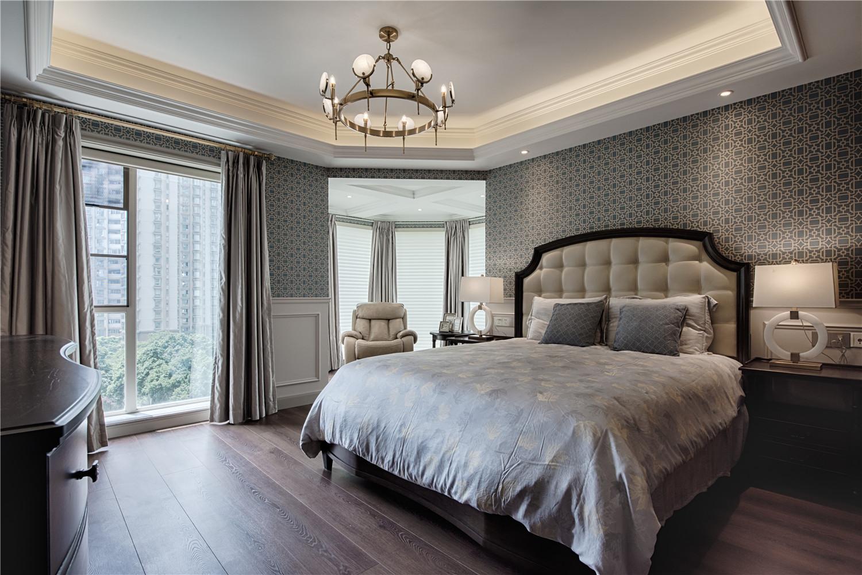 170平法式风格卧室每日首存送20