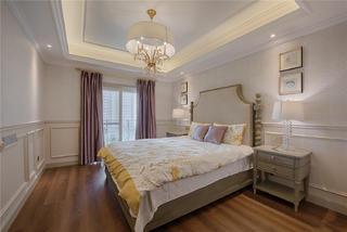 170平法式风格卧室装修效果图