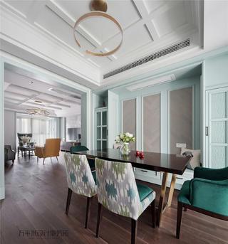 美式风格四房餐厅装修效果图