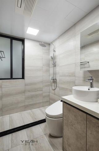 简约风格两居卫生间装修效果图