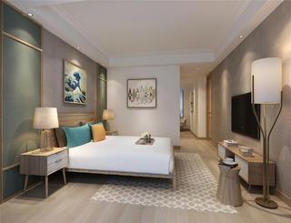 日式风格两居卧室每日首存送20