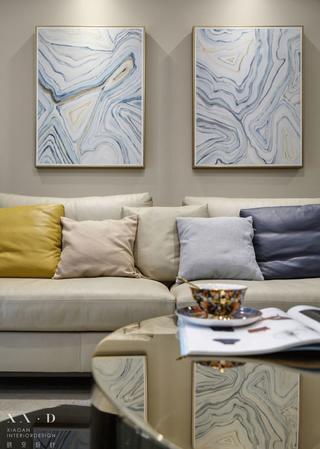 140平米混搭风格装修沙发设计图