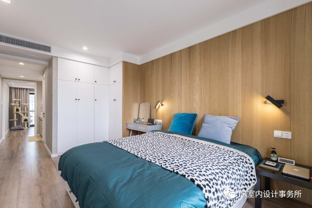 85平米一居卧室装修效果图