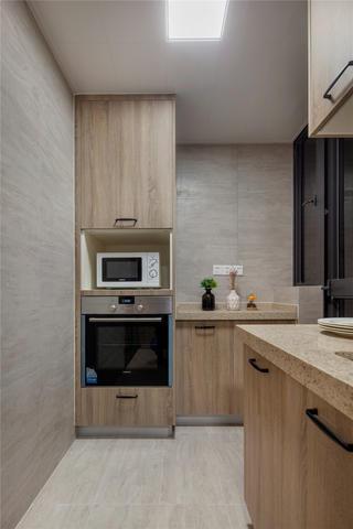 北歐風格三居廚房裝修效果圖