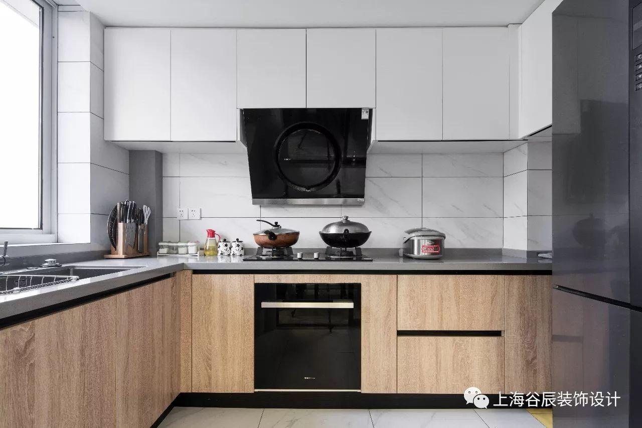 140平米复式装修厨房效果图