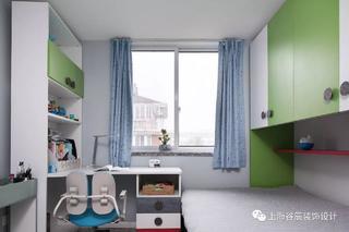 140平米复式装修儿童房效果图