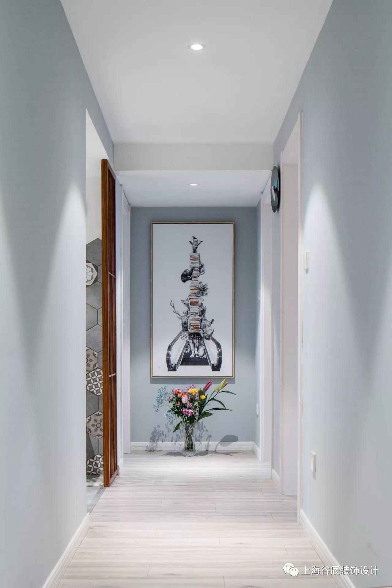 140平米复式装修走廊效果图