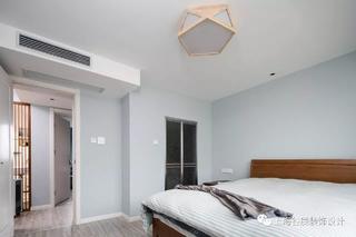 140平米复式装修卧室效果图