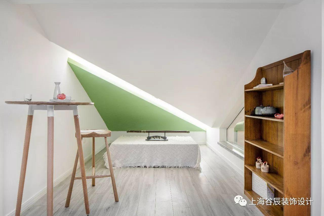 140平米复式装修阁楼效果图