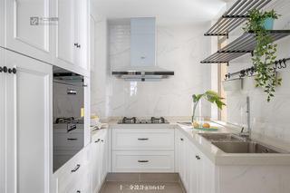 120㎡三居室厨房装修效果图