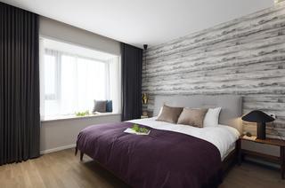 178平现代简约卧室装修效果图