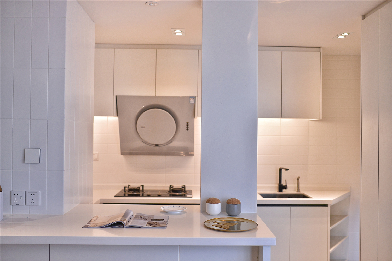 小户型一居室厨房装修效果图
